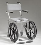 multiCHAIR 4020Rx Roll-in Shower / Commode Chair